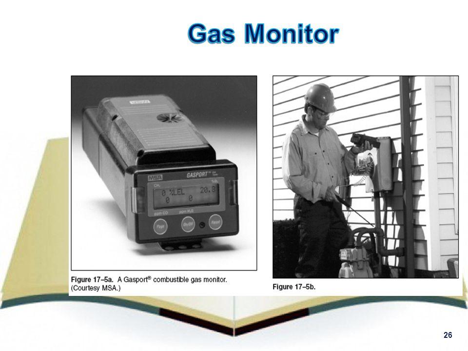 Gas Monitor 26