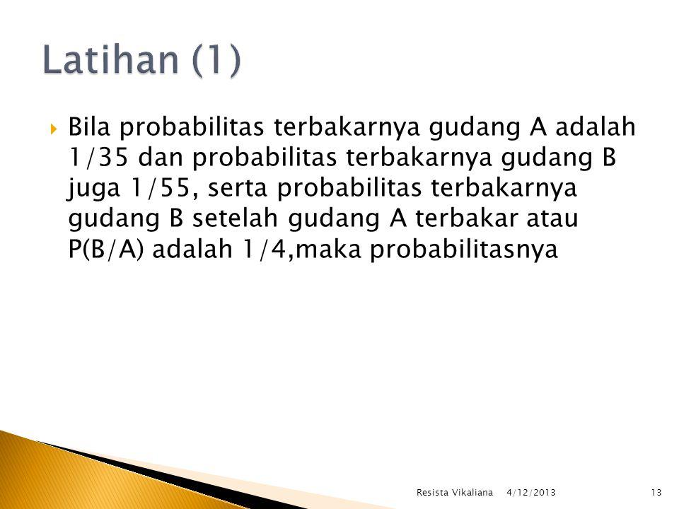 Latihan (1)