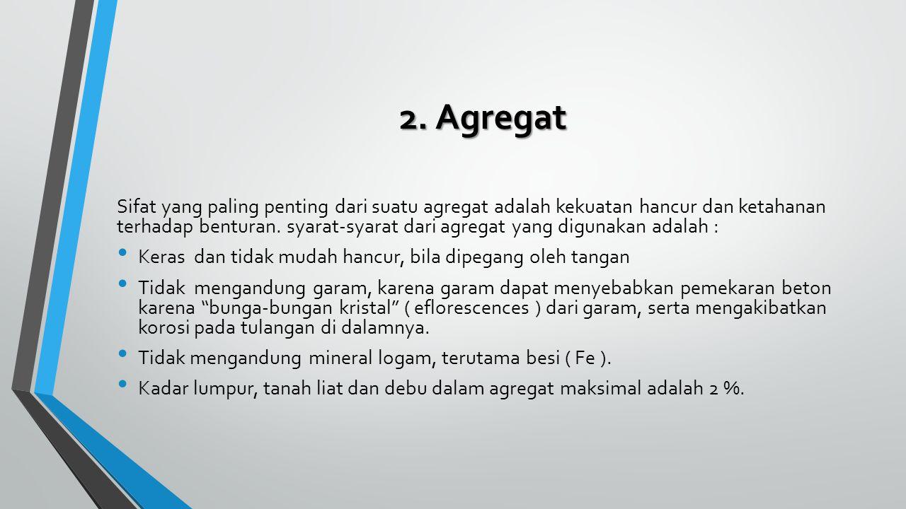 2. Agregat