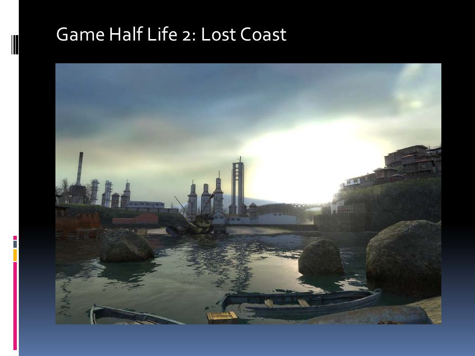 Game Half Life 2: Lost Coast
