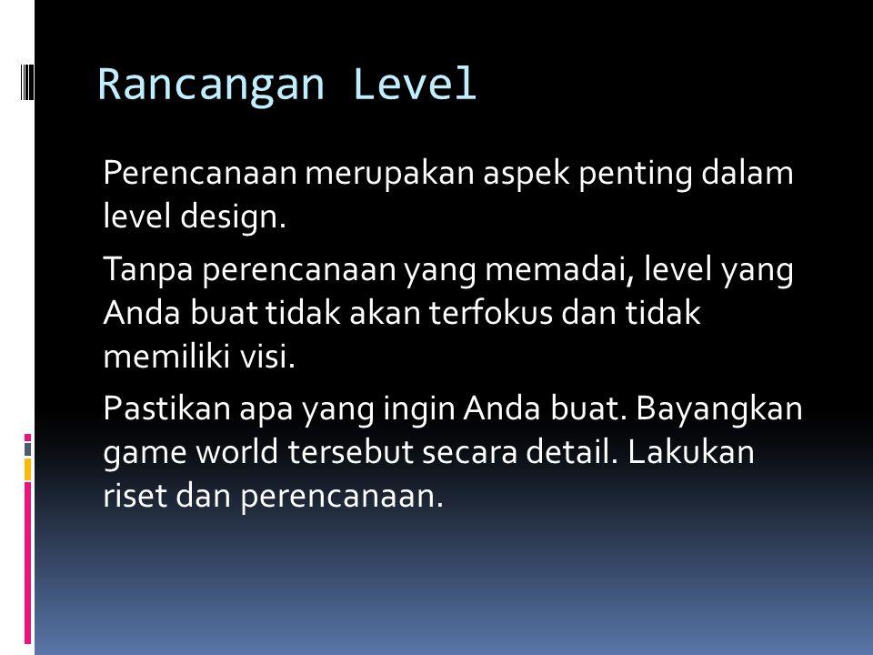 Rancangan Level