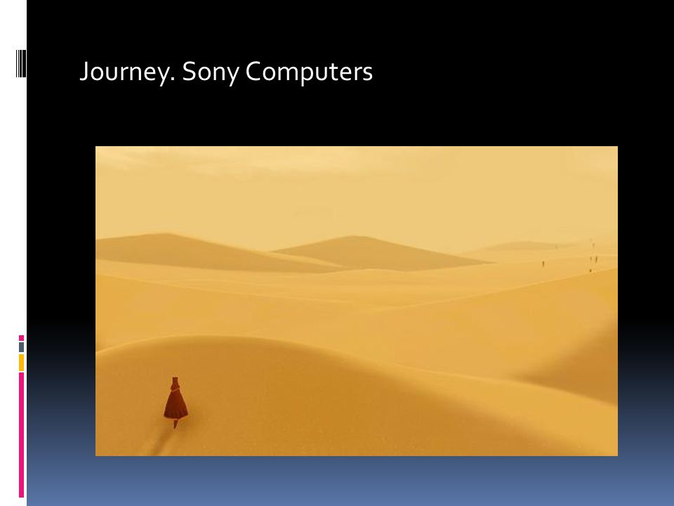 Journey. Sony Computers