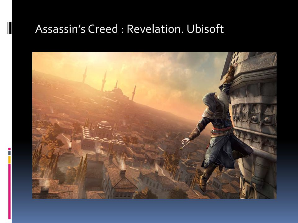 Assassin's Creed : Revelation. Ubisoft