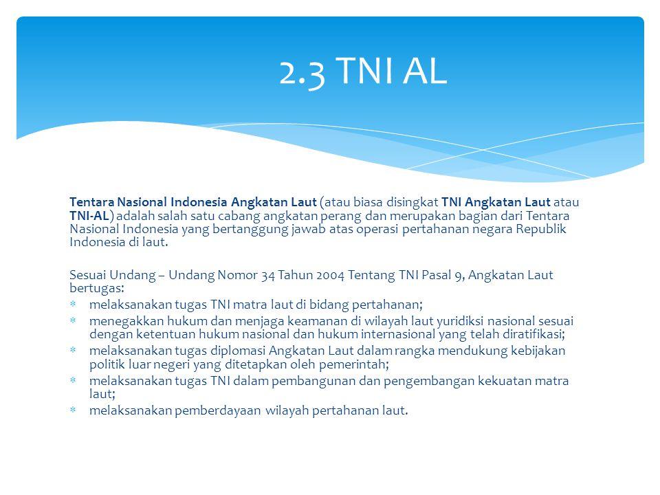 2.3 TNI AL
