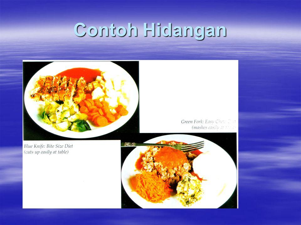 Contoh Hidangan
