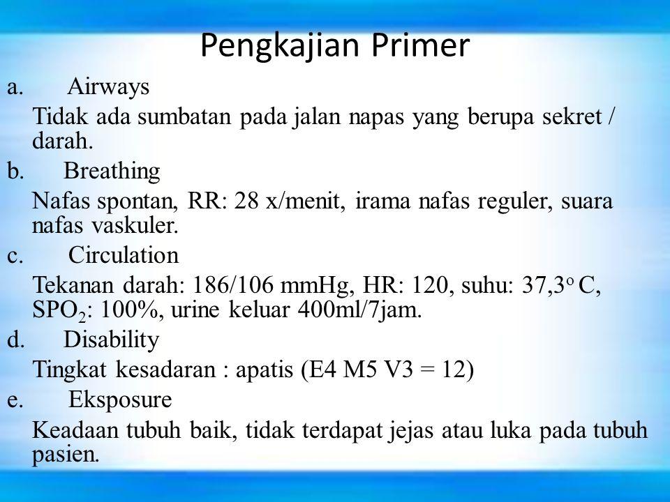 Pengkajian Primer