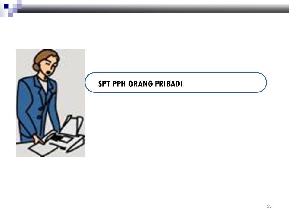 SPT PPH ORANG PRIBADI 5.