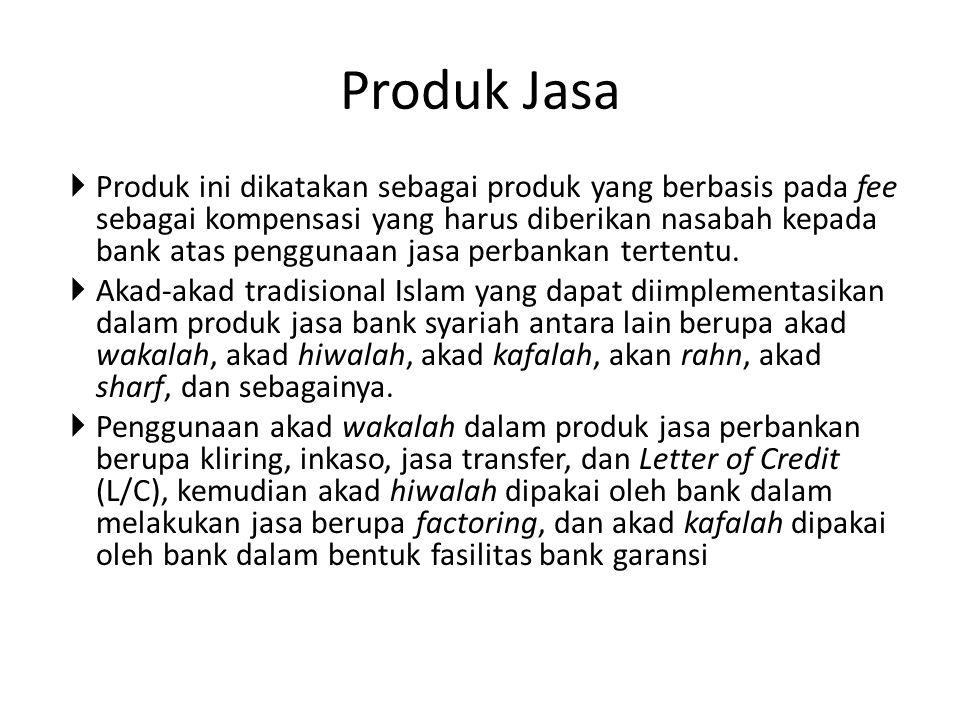 Produk Jasa