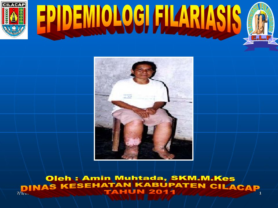 EPIDEMIOLOGI FILARIASIS