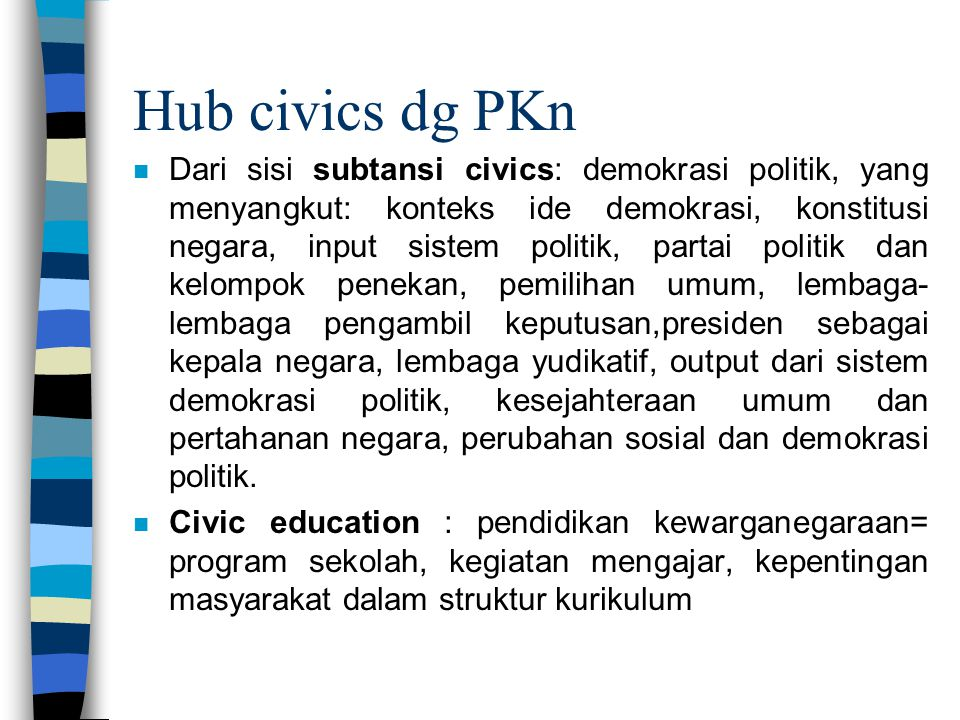Hub civics dg PKn