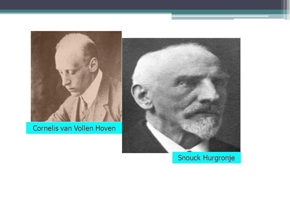 Cornelis van Vollen Hoven