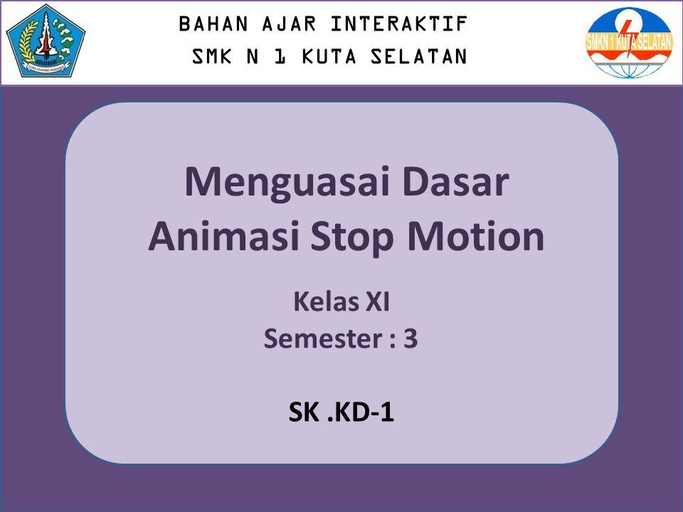 Menguasai Dasar Animasi Stop Motion