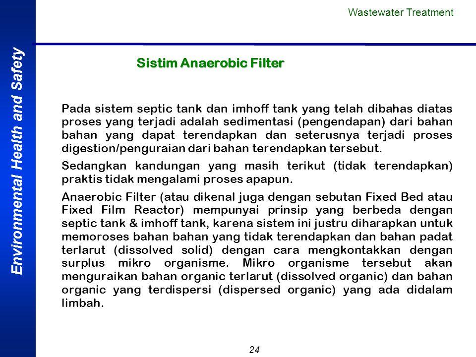 Sistim Anaerobic Filter