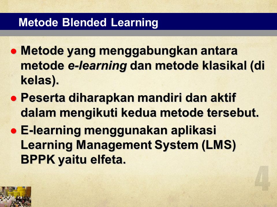 Metode Blended Learning