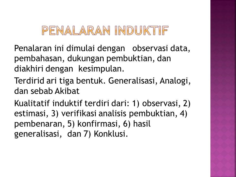 Penalaran induktif