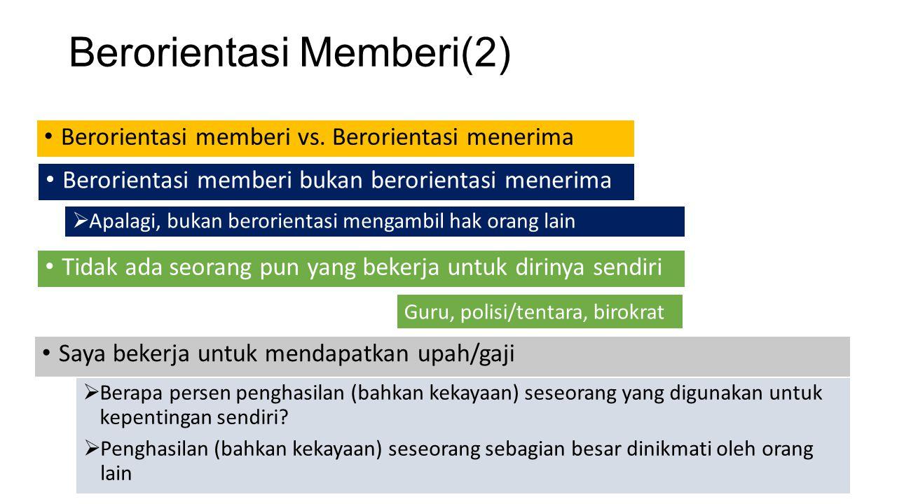 Berorientasi Memberi(2)
