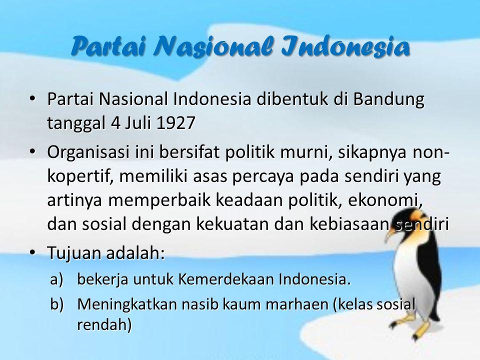 Partai Nasional Indonesia