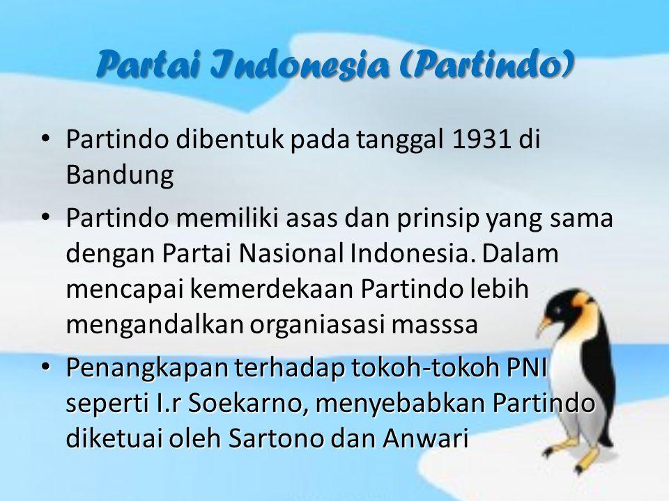 Partai Indonesia (Partindo)