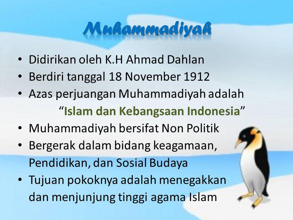 Islam dan Kebangsaan Indonesia