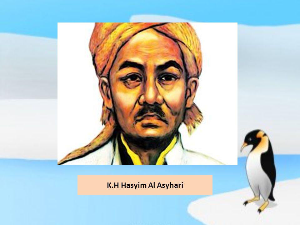 K.H Hasyim Al Asyhari