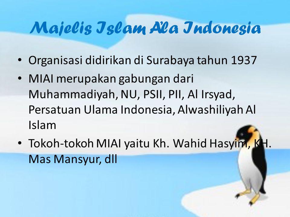 Majelis Islam A'la Indonesia