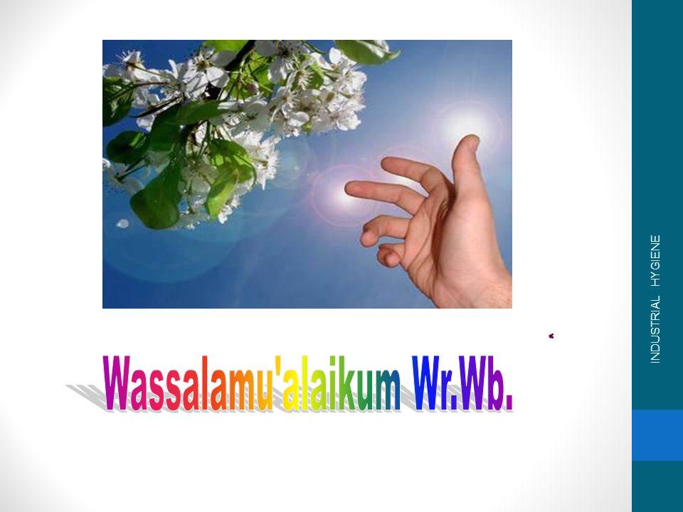 Wassalamu alaikum Wr.Wb.