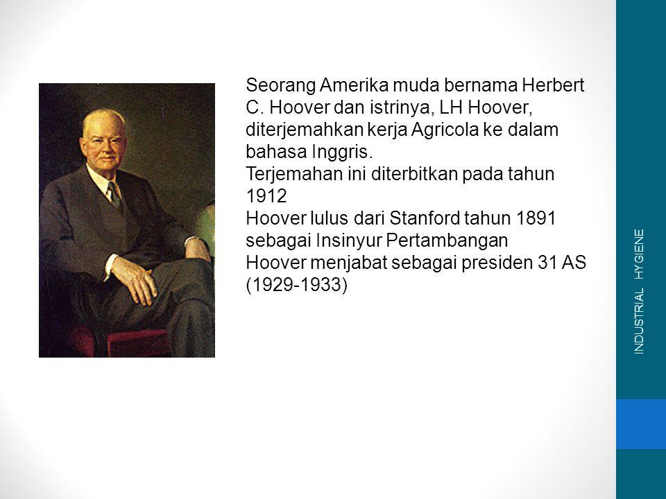 Seorang Amerika muda bernama Herbert C