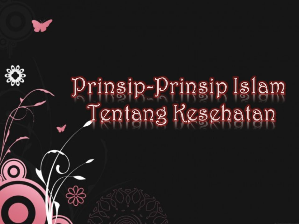 Prinsip-Prinsip Islam