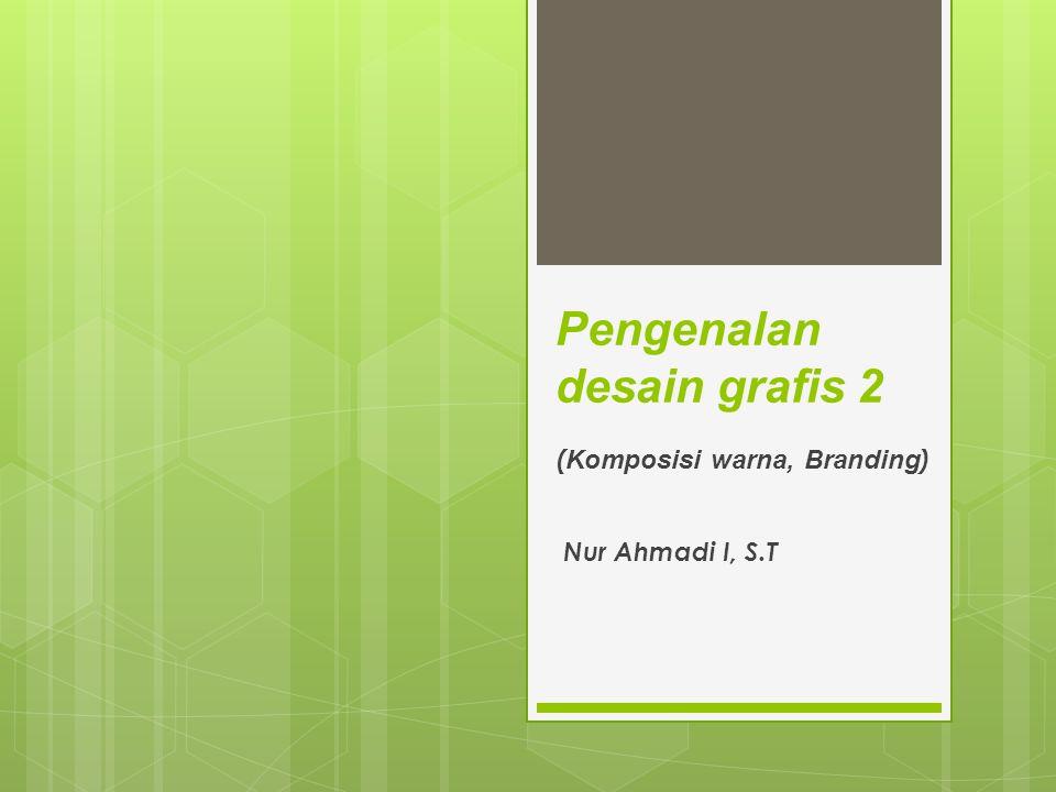 Pengenalan desain grafis 2