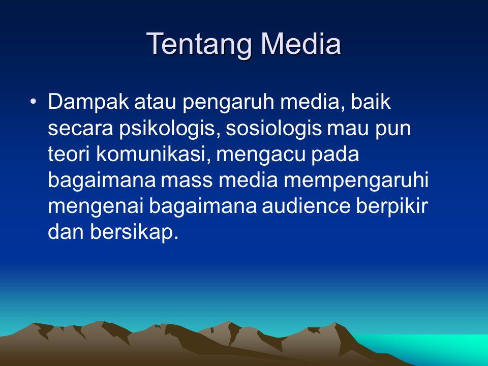Tentang Media