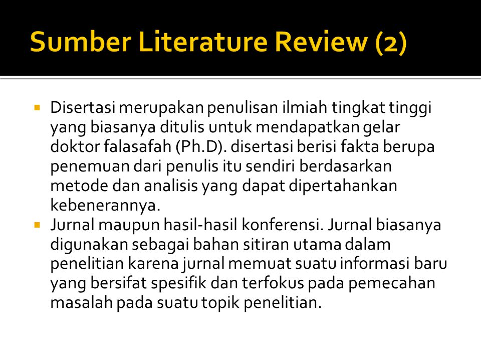 Sumber Literature Review (2)