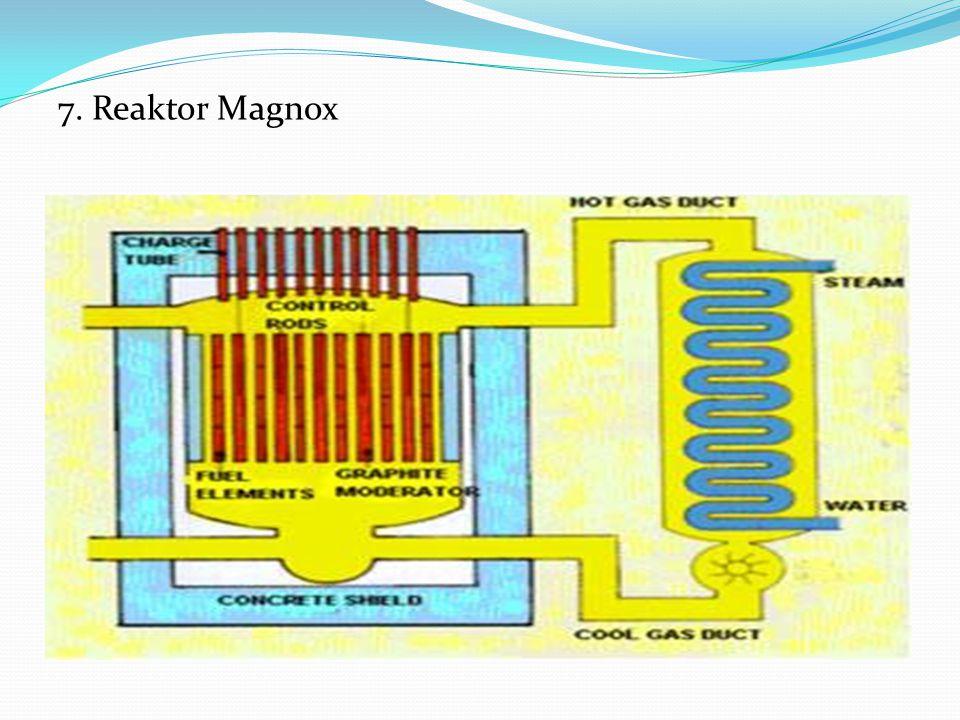 7. Reaktor Magnox