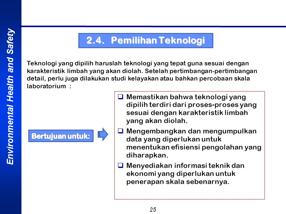 2.4. Pemilihan Teknologi