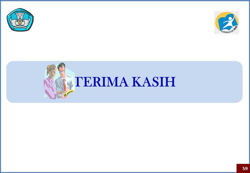 TERIMA KASIH 59