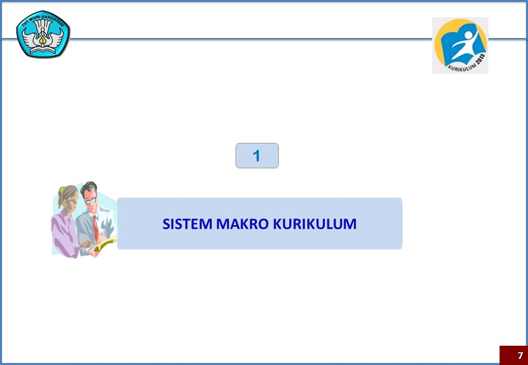 SISTEM MAKRO KURIKULUM