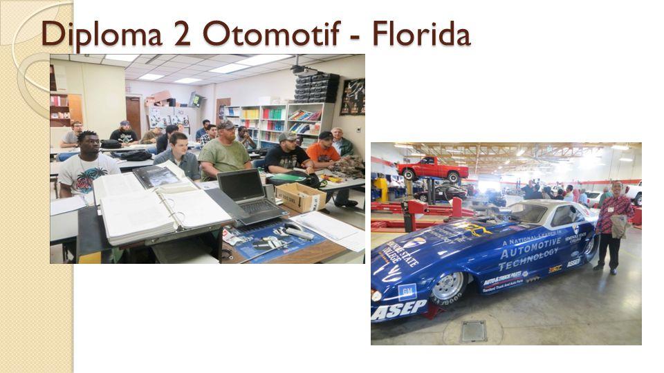 Diploma 2 Otomotif - Florida