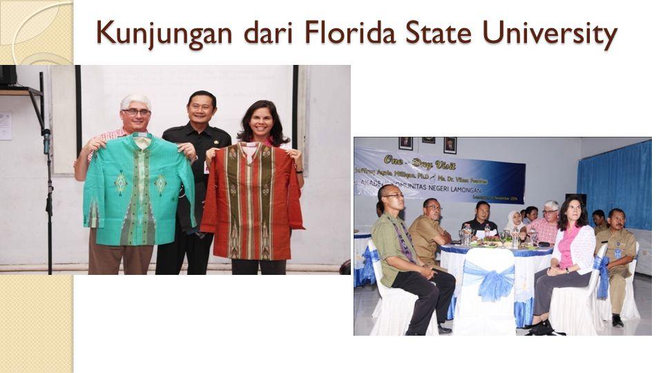 Kunjungan dari Florida State University