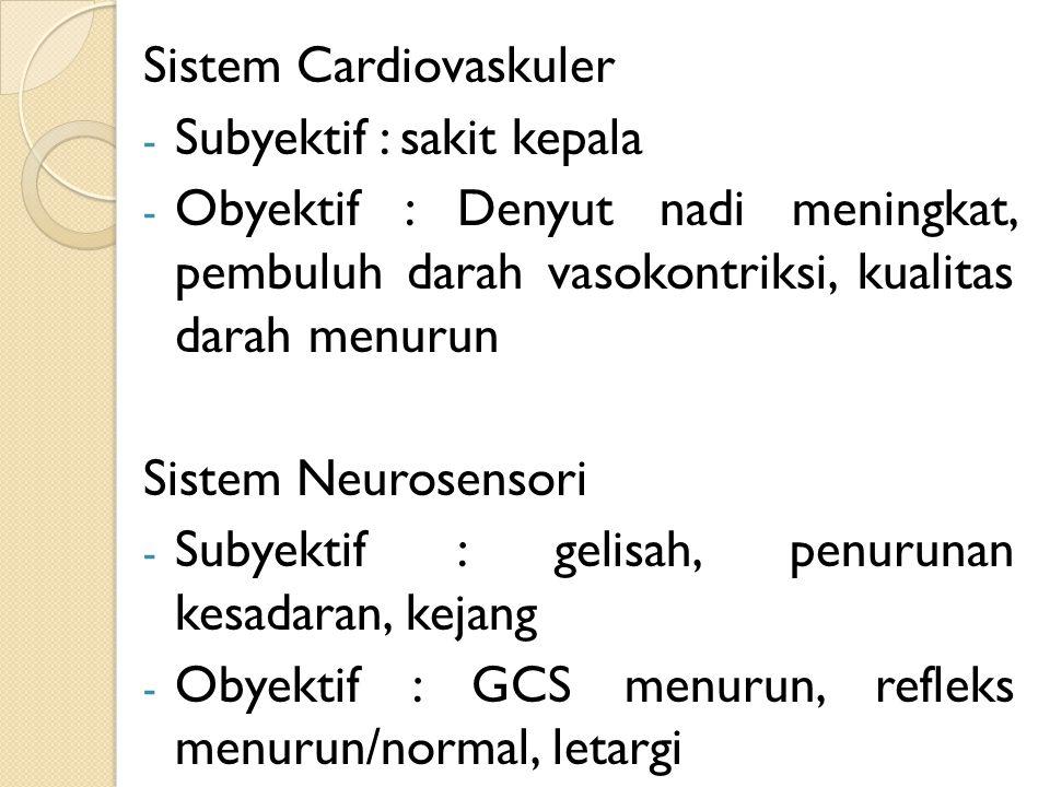 Sistem Cardiovaskuler
