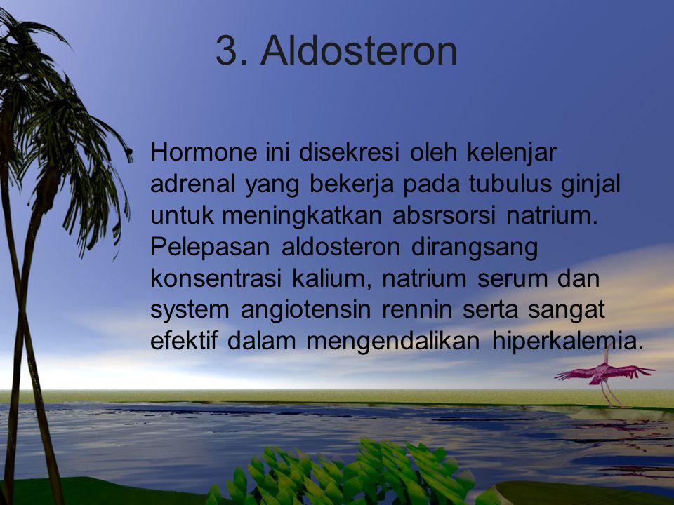 3. Aldosteron