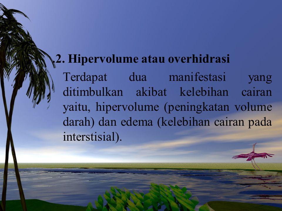 .2. Hipervolume atau overhidrasi