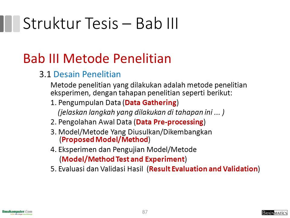 penulisan tesis bab 4 Contoh bab 4 tesis : intensionalitas dan interaksi dalam lansekap sosio-teknik.