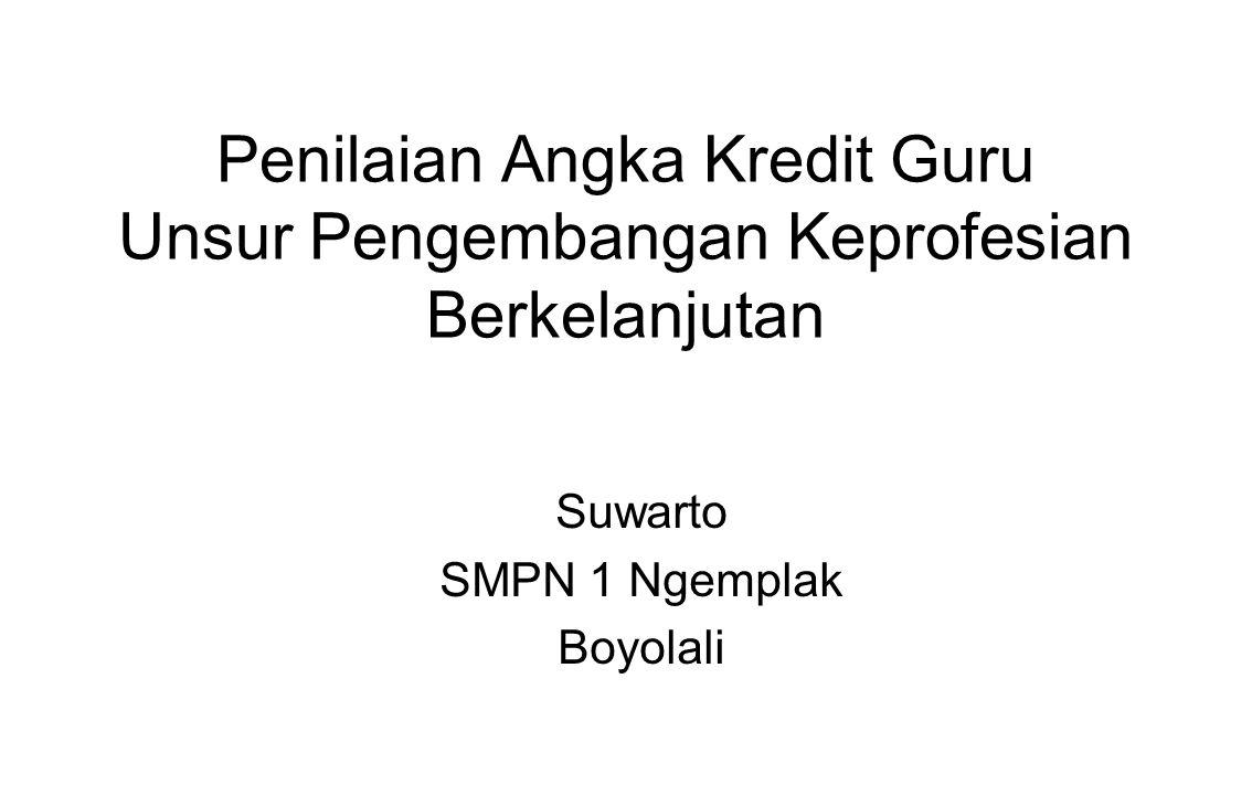 Suwarto SMPN 1 Ngemplak Boyolali