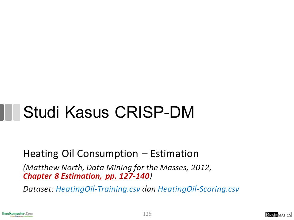Studi Kasus CRISP-DM Heating Oil Consumption – Estimation