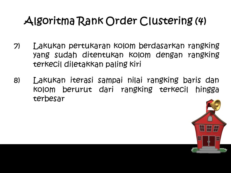 Algoritma Rank Order Clustering (4)
