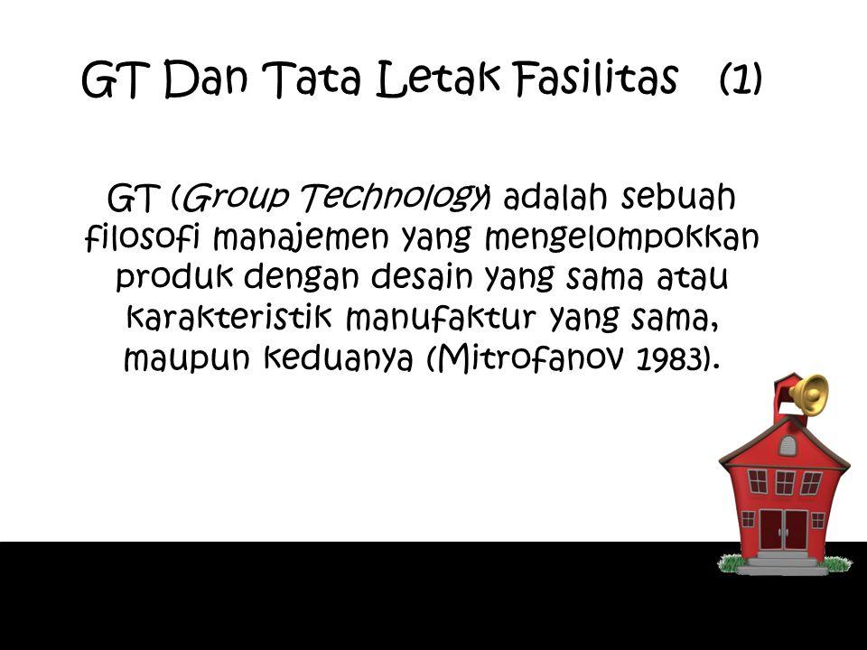 GT Dan Tata Letak Fasilitas (1)