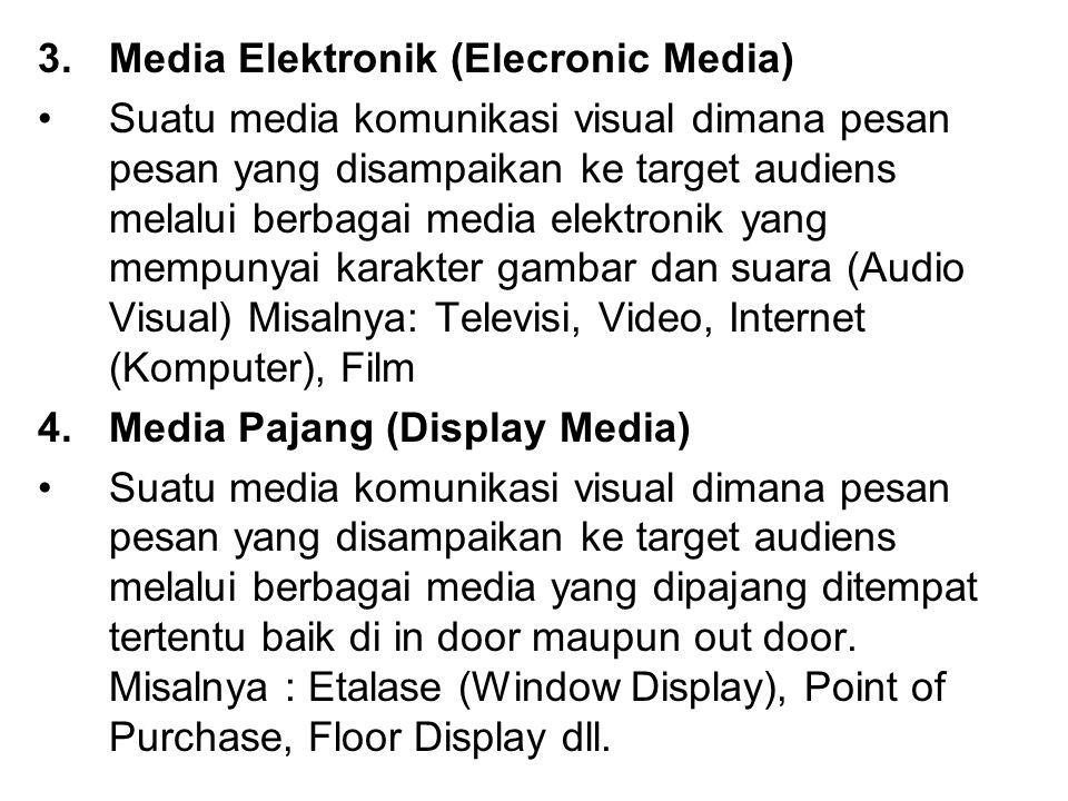 Media Elektronik (Elecronic Media)