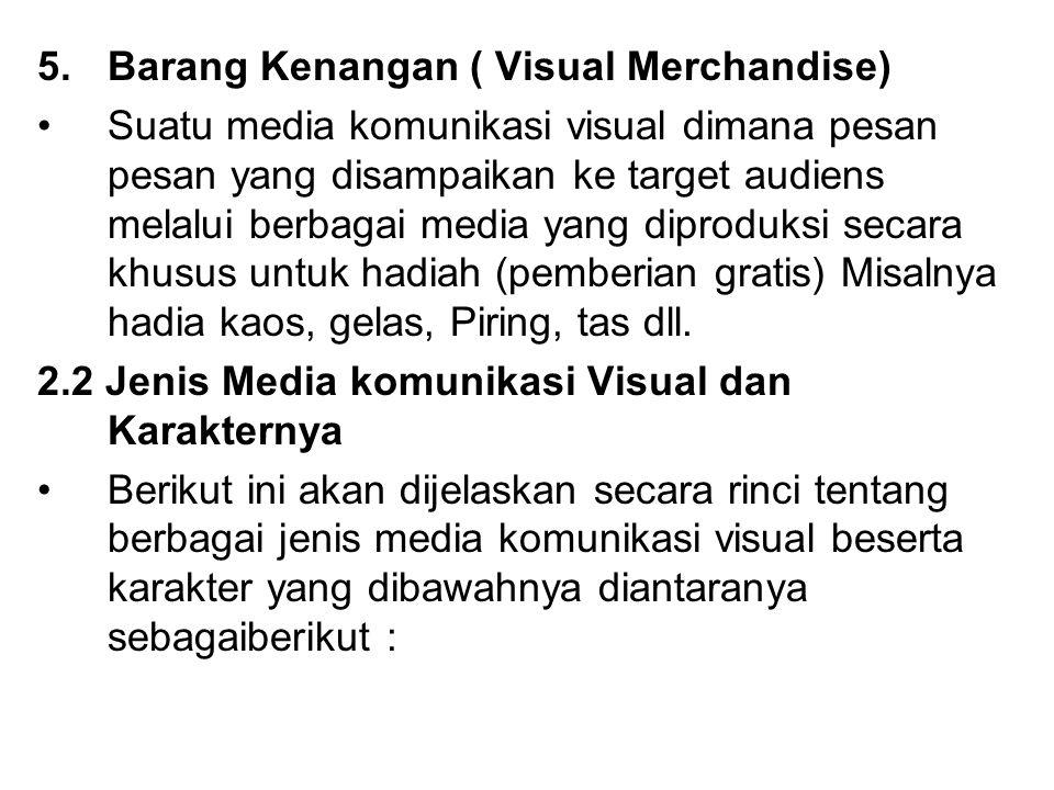 Barang Kenangan ( Visual Merchandise)