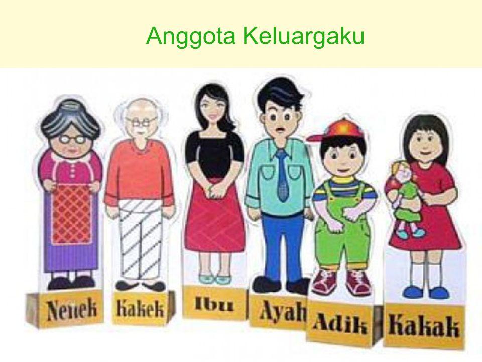 Anggota Keluargaku