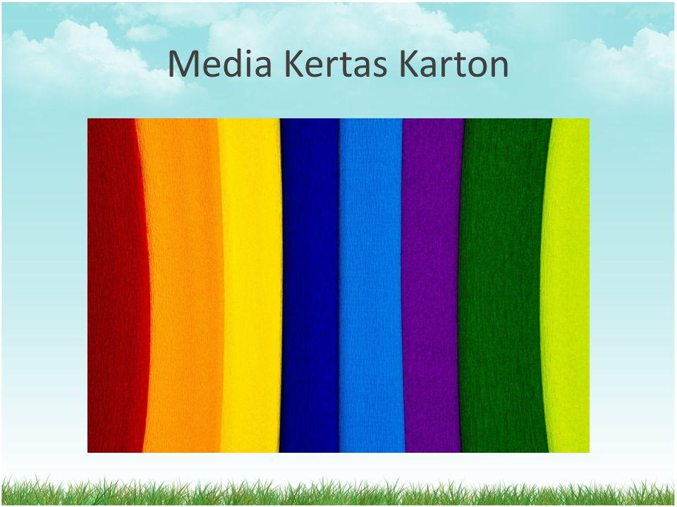 Media Kertas Karton