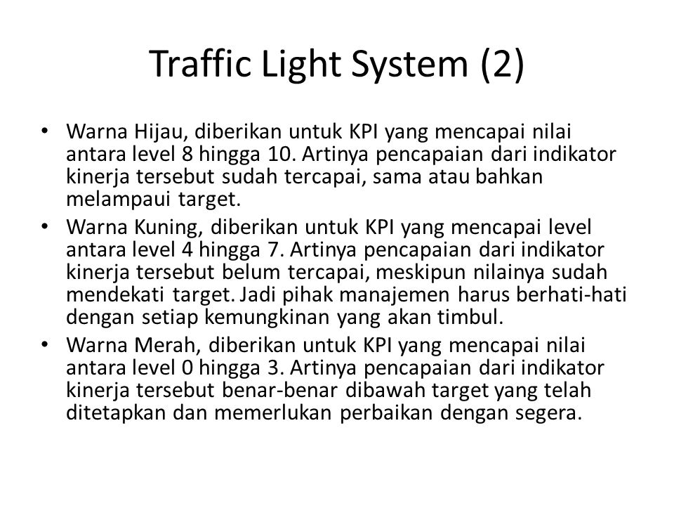 Traffic Light System (2)